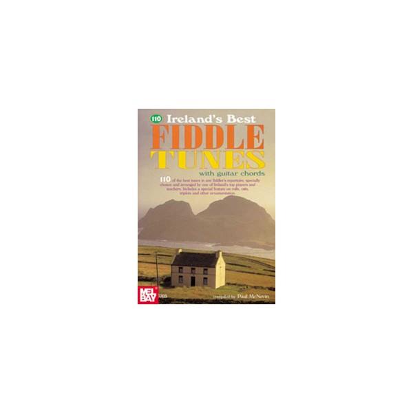 110 Irelands Best Fiddle Tunes
