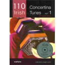 110 Irish Concertina Tunes, Vol. 1