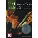 110 Irish Session Tunes, Vol. 3 - with Guitar Chords
