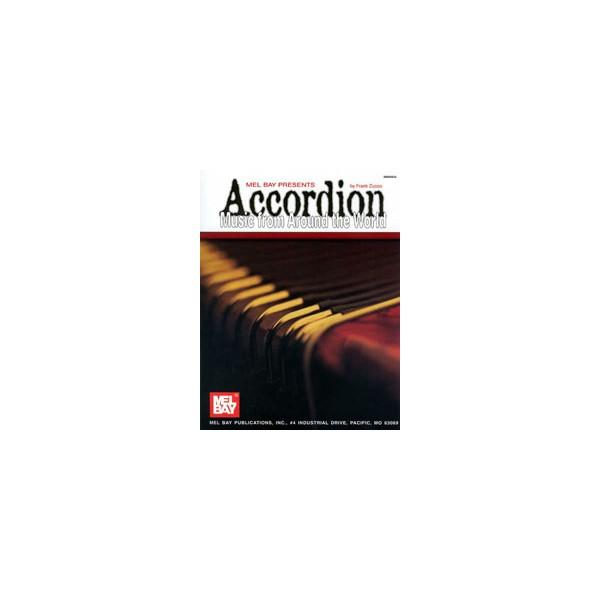 Accordion Music from Around the World