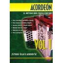 Acordeon Vol. 1, Spanish Only