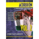 Acordeon Vol. 2, SPANISH ONLY
