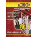 Acordeon Vol. 3, Spanish Only