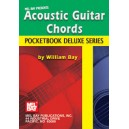 Acoustic Guitar Chords - Pocketbook Deluxe Series
