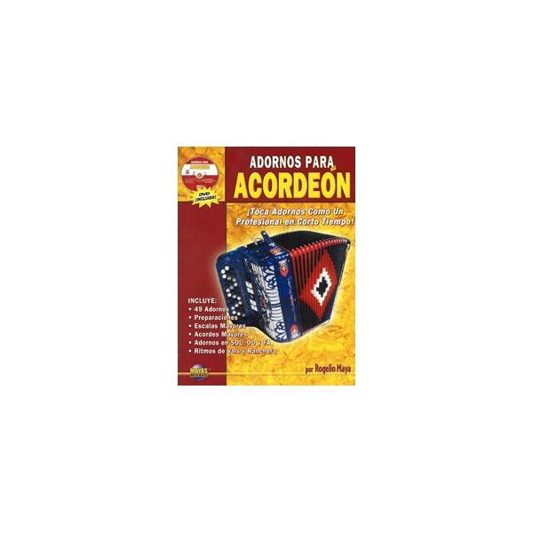 Adornos Para, Accordeon - Accordion Licks Vol. 1