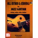 All Intros and Endings for Jazz Guitar - Bebob, Swing, Latin, Ballads