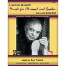 Laurindo Almeida:  Duets for Clarinet and Guitar