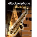 Alto Saxophone Basics, English Edition