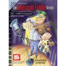 American Fiddle Method Volume 1, Piano Accompaniment - Beginning Fiddle Tunes and Techniques