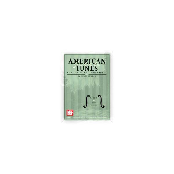 American Fiddle Tunes for Solo & Ensemble - Cello Bass