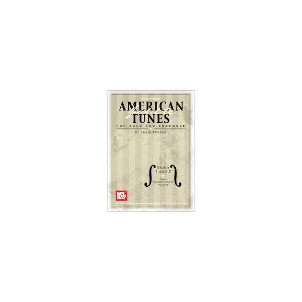 American Fiddle Tunes for Solo and Ensemble - Violin 1&2