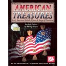 American Treasures - Early American Ballads, Hymns & Songs of Patriotism for Solo Guitr