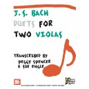 J.S. Bach: Duets for Two Violas