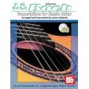 J. S. Bach Transcriptions for Classic Guitar