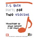 J.S. Bach: Duets for Two Violins