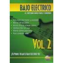 Bajo Electrico Vol, 2, Spanish Only