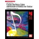 Carlos Barbosa-Lima Arpeggio Studies for Guitar