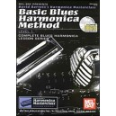Basic Blues Harmonica Method Level 1 - Level 1, Complete Blues Harmonica Lesson Series