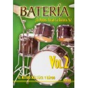 Bateria Volume 2 (Spanish Only) - You Can Play Drums Now Vol. 2