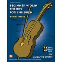 Beginner Violin Theory for Children, Book 3