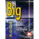 Big Manuscript Book - 10 Stave