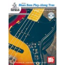 Blues Bass Play-Along Trax - Play-Along Tracks for Developing your Blues Bass Performnace Skill