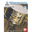 Blues Drums Play-Along Trax - Play-Along Tracks for Developing your Blues Drumming Performance