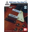 Blues Guitar Play-Along Trax - Play-Along Tracks for Developing your Rhythm and Lead Blues Guitar
