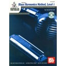Blues Harmonica, Level 1 - An Essential Study of Blues for the Beginning Player in the Tongue
