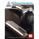 Blues Harmonica Play-Along Trax - Play-Along Tracks for Developing your Rhythm & Lead Blues Harm.