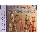 Childrens Recorder Method, Volume 1