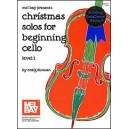 Christmas Solos for Beginning Cello - Level 1