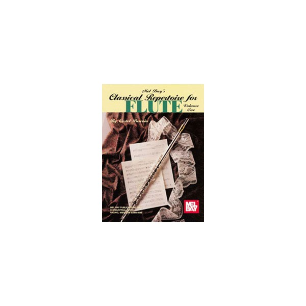 Classical Repertoire for Flute Volume One