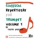 Classical Repertoire for Trumpet, Volume 1