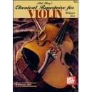 Classical Repertoire for Violin Volume One