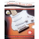Classics for Electric Guitar - Transcriptions from the Renaissance to the Twentieth Century