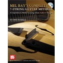 Complete Seven-String Guitar Method - A Comprehensive Mmethod Including Chords, Scales & Arpeggios
