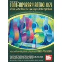 Contemporary Anthology of Solo Guitar Music - For Five Fingers of the Right Hand