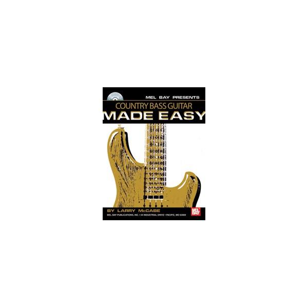 Country Bass Guitar Made Easy
