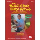 Tomas Cruz Conga Method Volume 1 - Beginning - Conga Technique as Taught in Cuba