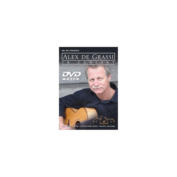 Alex de Grassi In Concert