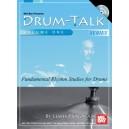Drum-Talk, Volume 1 - Fundamental Rhythm Studies for Drums