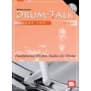 Drum-Talk, Volume 2 - Fundamental Rhythm Studies for Drums