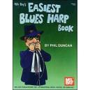 Easiest Blues Harp Book