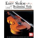 Easy Solos for Beginning Viola - Level 1