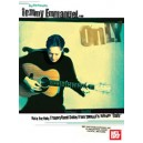 """Tommy Emmanuel - Only - Note for Note Transcribed Solos from Tommys album \""""Only\"""""""