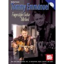 Tommy Emmanuel: Fingerstyle Guitar Method