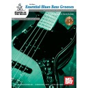 Essential Blues Bass Grooves - An Essential Study of Blues Grooves for the Bass