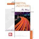 Essential Jazz Etudes..The Blues - Violin