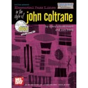 Essential Jazz Lines in the Style of John Coltrane,Tenor Sax Editn